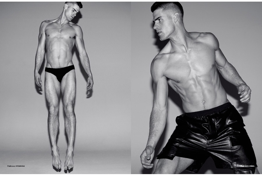 Chad White by Milan Vukmirovic for Fashion for Men Magazine