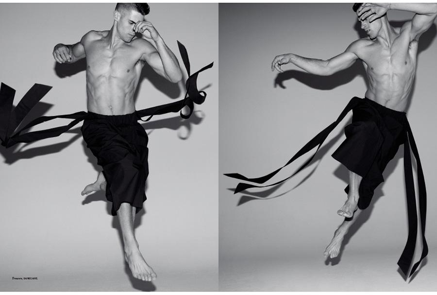 Chad White by Milan Vukmirovic for Fashion for Men Magazine