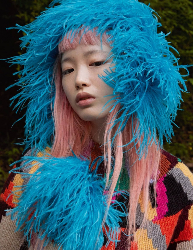 Fernanda Ly by Thomas Lohr for Vogue Germany September 2017