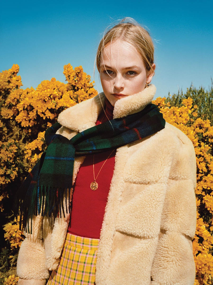 Jean Campbell by Angelo Pennetta for WSJ Magazine September 2017
