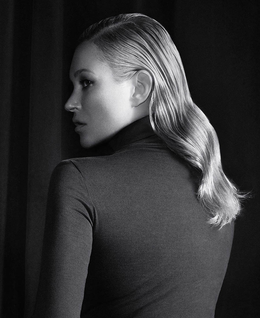 Kate Moss by Nikolai von Bismarck for Harper's Bazaar US September 2017