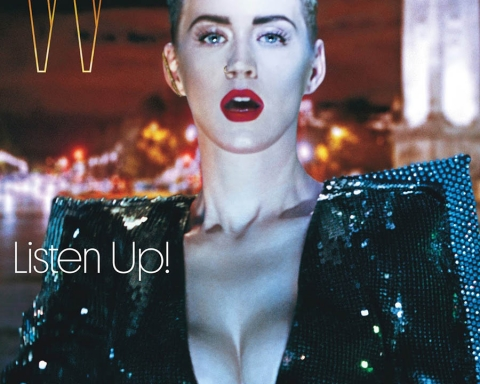 Katy Perry covers W Magazine September 2017 by Steven Klein