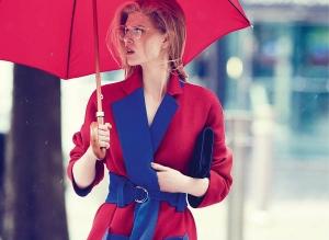 Ola Rudnicka by Regan Cameron for Harper's Bazaar UK September 2017