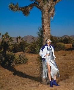 "Terra ""TJ"" Renegades by Arthur Belebeau for Nylon US September 2017"