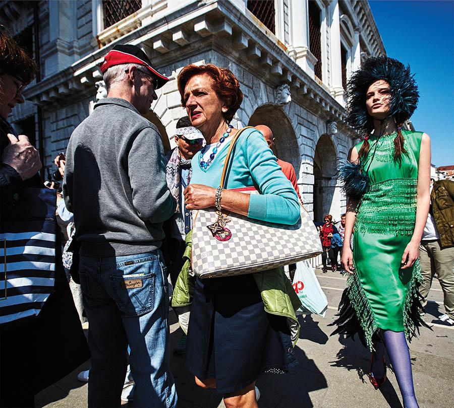 Faretta and Hiandra Martinez by Mario Sorrenti for WSJ Magazine September 2017