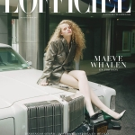 Maeve Whalen covers L'Officiel Mexico September 2017 by Rebekah Campbell