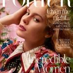 Brie Larson covers Porter Magazine Winter 2017 by Camilla Akrans
