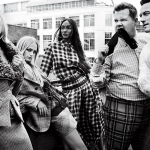 ''Full English'' by Mario Testino for Vogue US October 2017