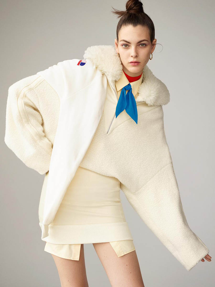Vittoria Ceretti by Karim Sadli for i-D Magazine Fall 2017