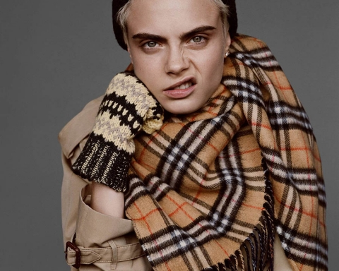 Burberry Holiday 2017 Campaign