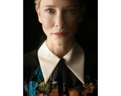 Cate Blanchett covers So It Goes Magazine issue 10 by Julia Hetta
