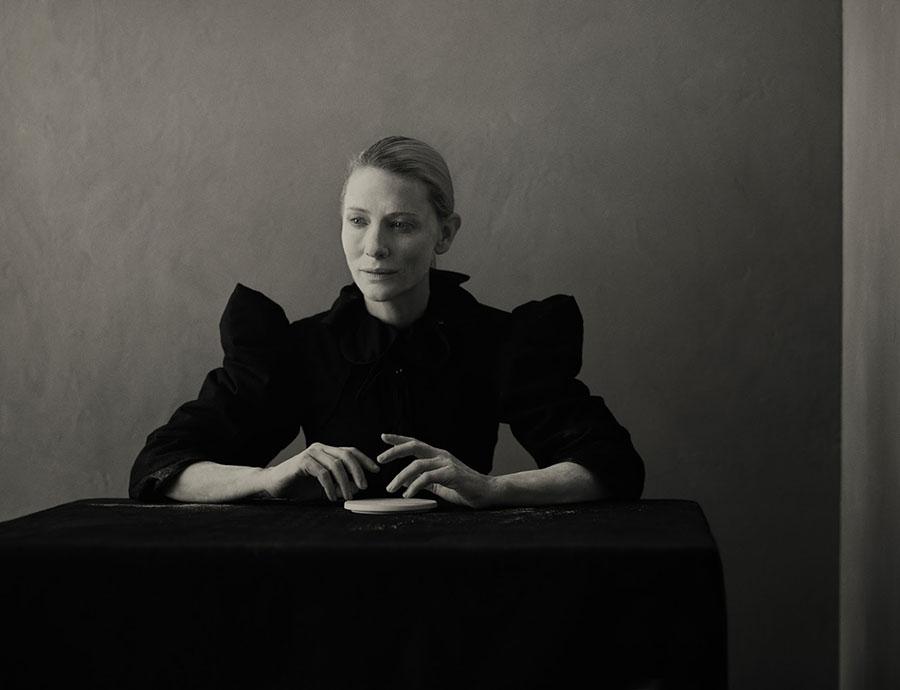 Cate Blanchett covers So It Goes Magazine issue 10 by Julia Hetta