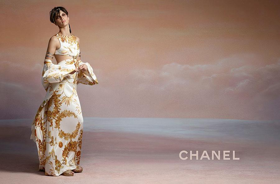 Chanel Cruise 2018 Campaign