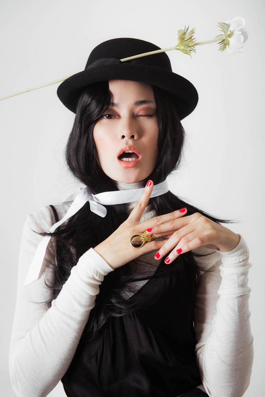 Dara Warganegara by Grego Gery for Grazia Indonesia November 2017