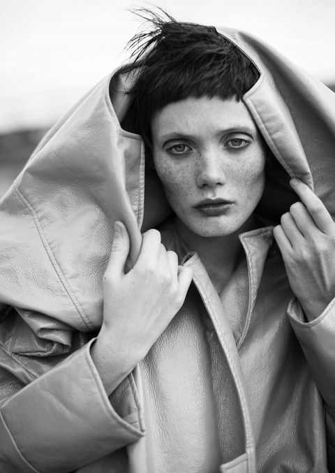 Kira Dice by Tatyana Nagayeva for Monrowe Magazine November 2017