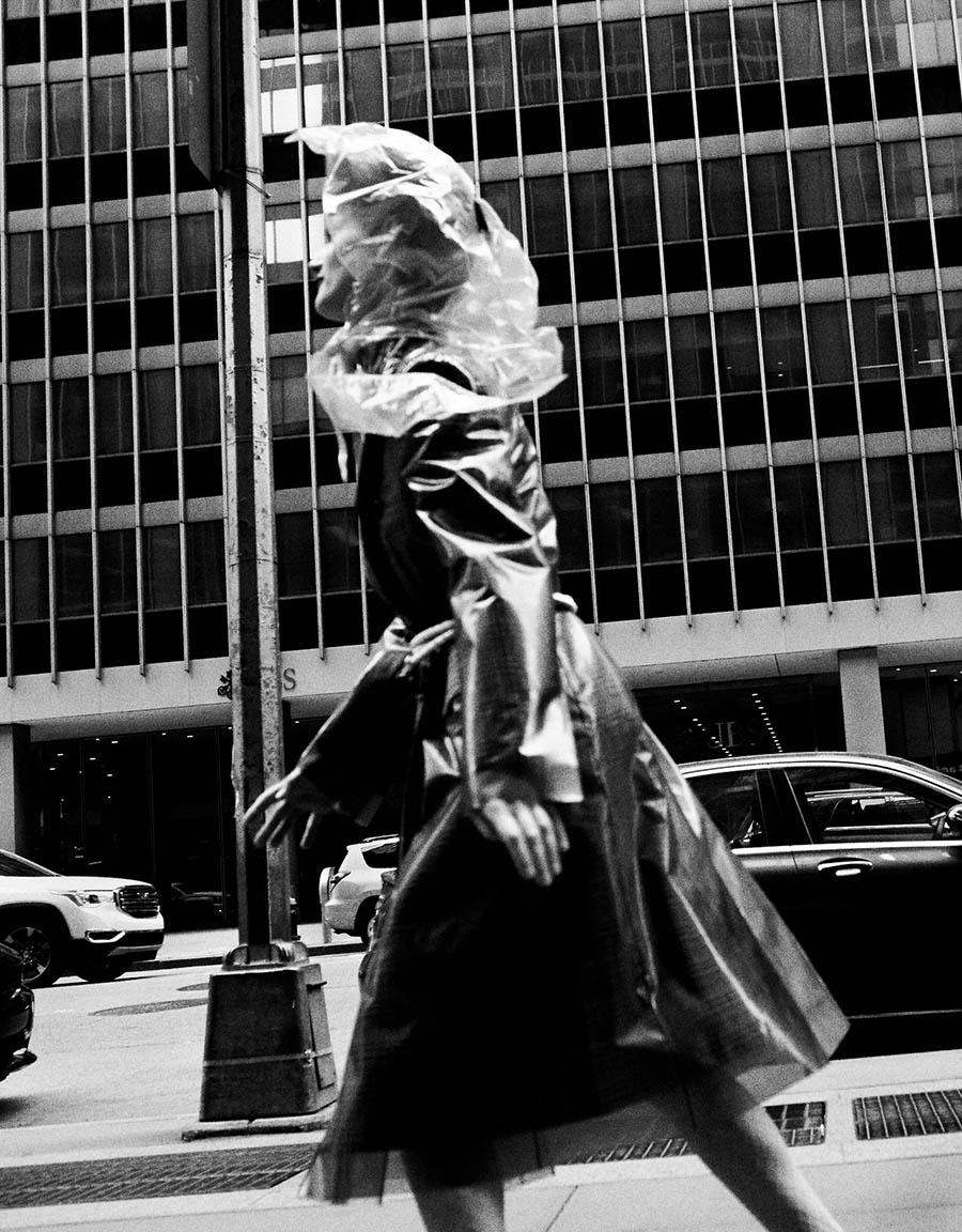 Saskia de Brauw by Daniel Jackson for Vogue Japan November 2017
