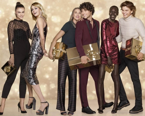 Zalando Holiday 2017 Campaign