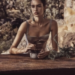 Zoe Barnard by Nicole Bentley for Vogue Australia November 2017