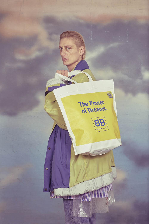 Balenciaga Men's Spring Summer 2018 Campaign