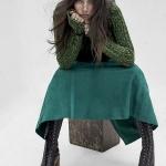 Jacquelyn Jablonski by Jason Kibbler for Vogue Mexico December 2017