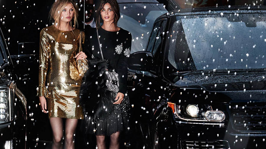 Michael Kors Holiday 2017 Campaign
