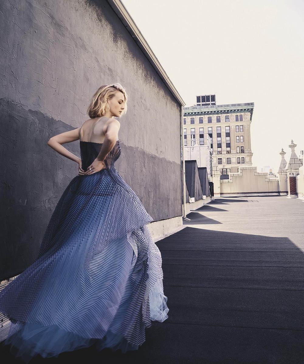Carey Mulligan covers Vogue Australia January 2018 by Emma Summerton