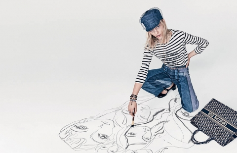 Dior Spring Summer 2018 Campaign