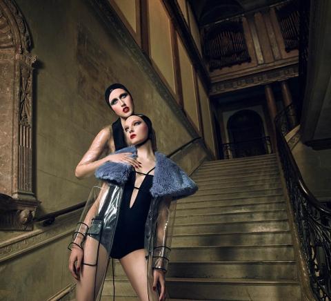 ''Haut-Nah'' by Luigi & Iango for Vogue Germany January 2018