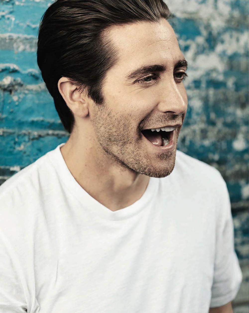 Jake Gyllenhaal covers GQ Australia February 2018 by Doug Inglish