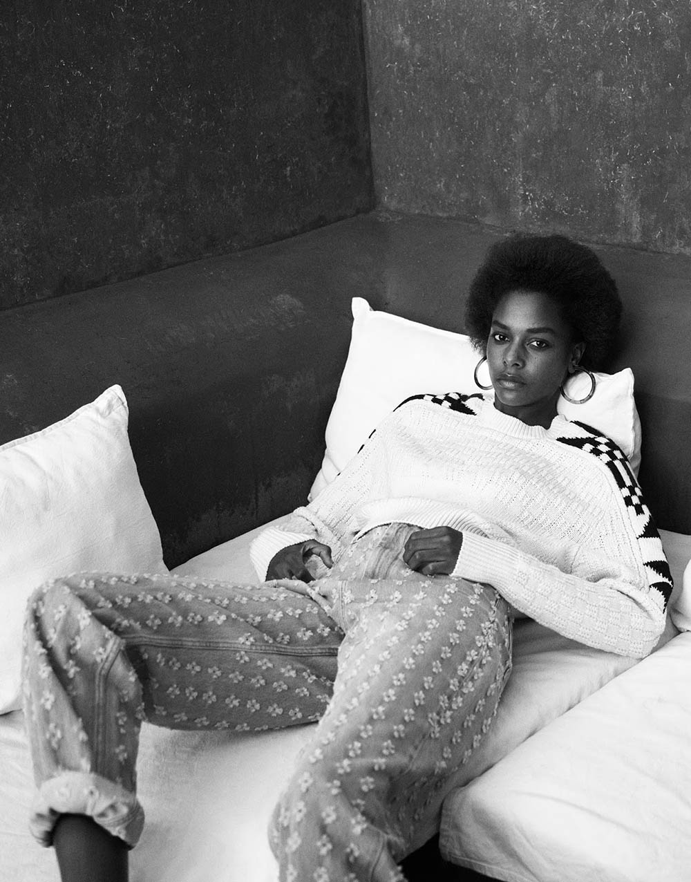 Karly Loyce covers The Edit January 11th, 2018 by Matthew Sprout