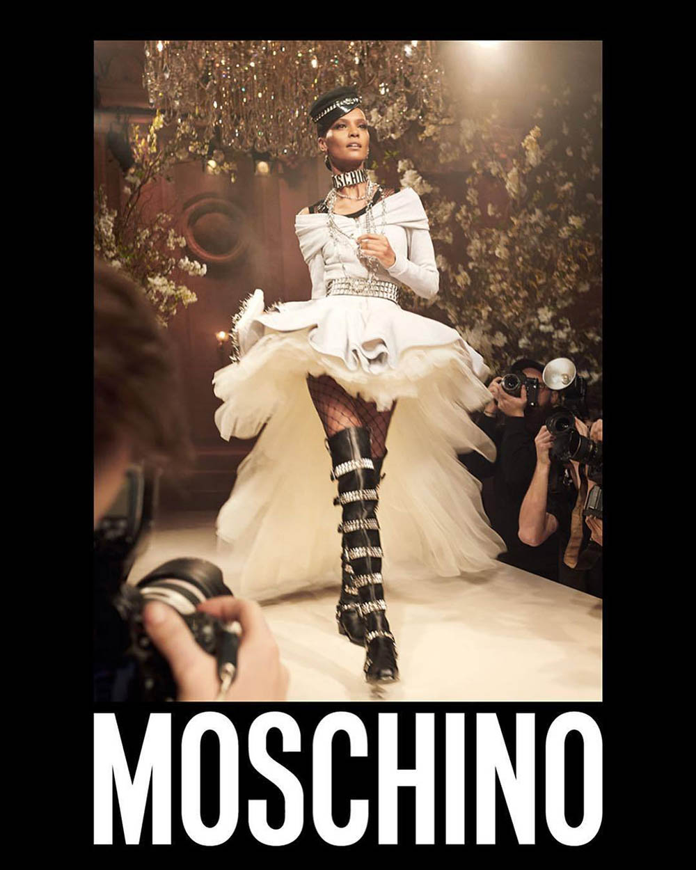 Moschino Spring Summer 2018 Campaign