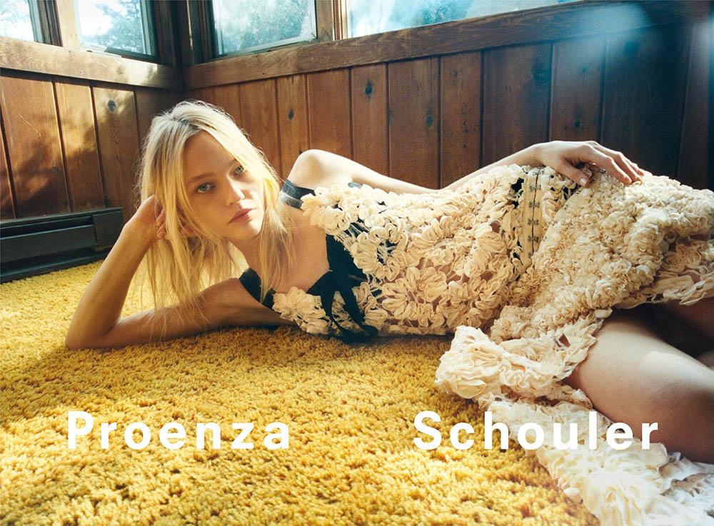 Proenza Schouler Spring Summer 2018 Campaign Part 2