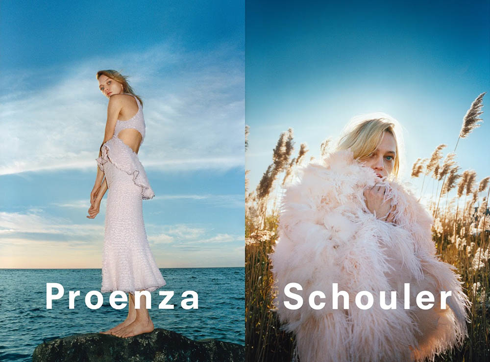 Proenza Schouler Spring Summer 2018 Campaign Part 2