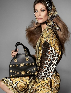 Versace Spring Summer 2018 Campaign