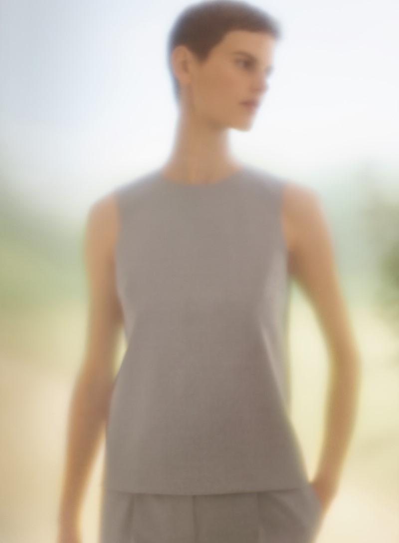 COS Spring/Summer Campaign - Saskia de Brauw