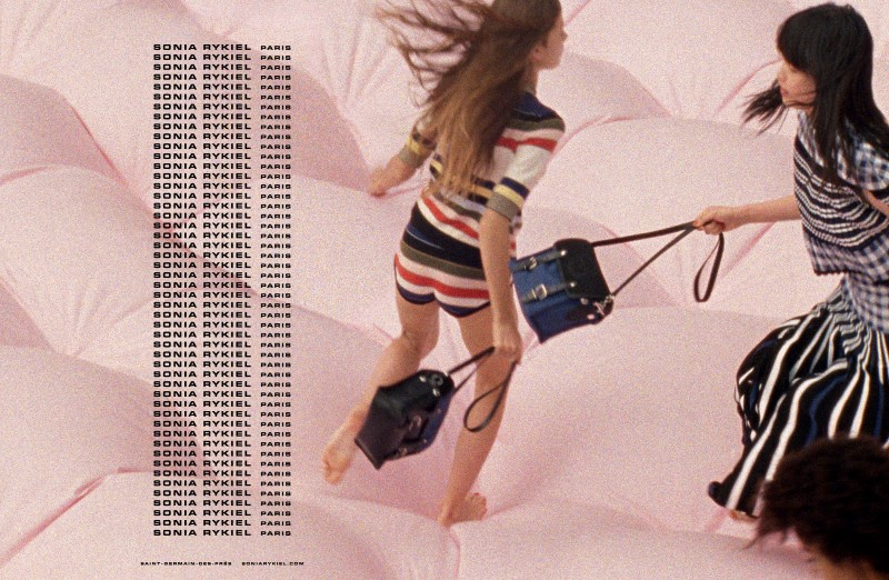 Sonia Rykiel Spring-Summer 2018 Advertising Campaign
