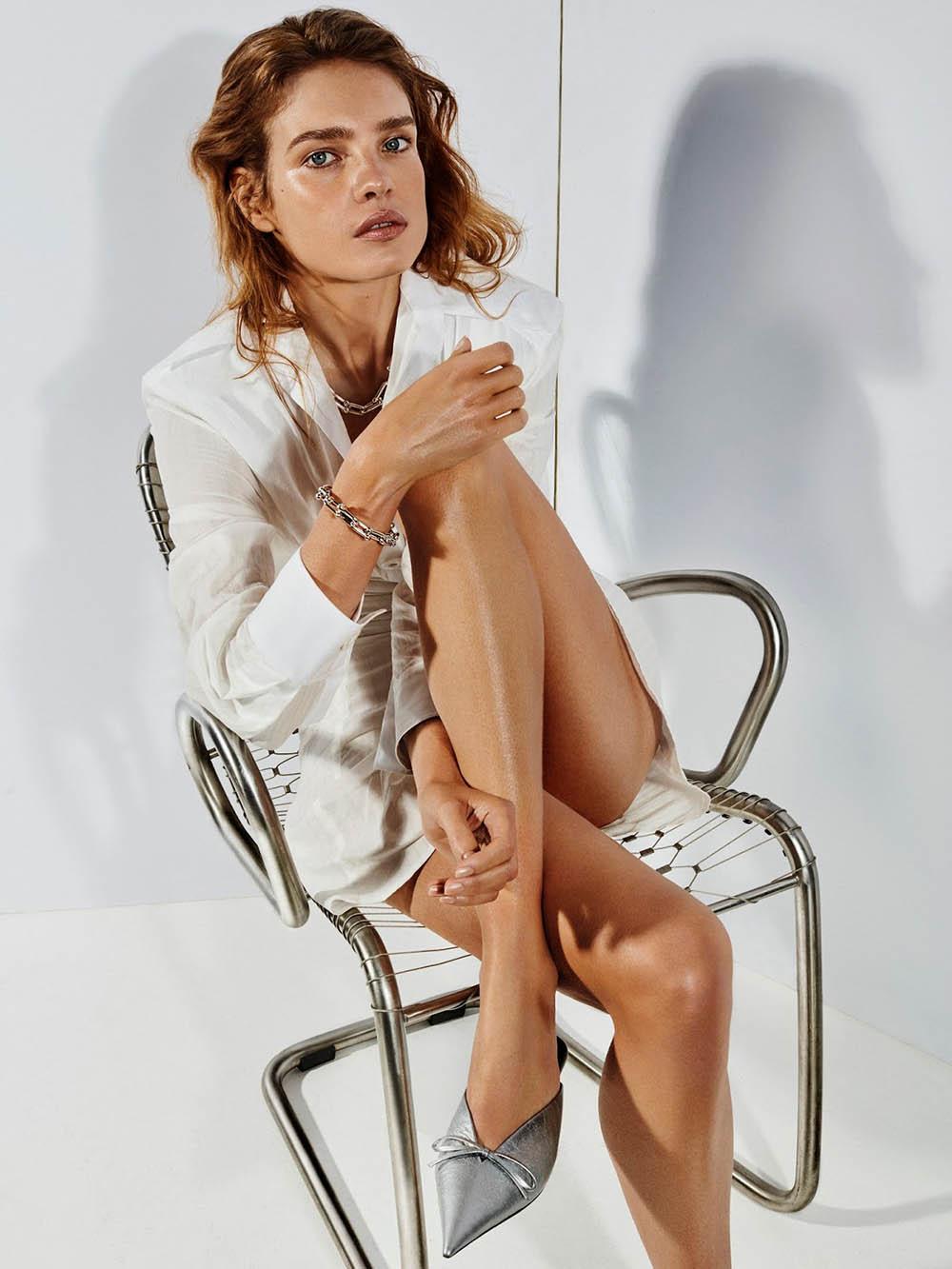 Natalia Vodianova covers Porter Edit March 16th, 2018 by Alique