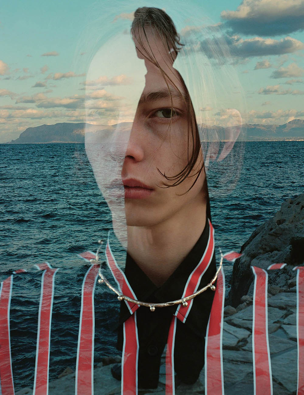 ''Strange Sea Lanes'' by Mel Bles for AnOther Man Spring Summer 2018