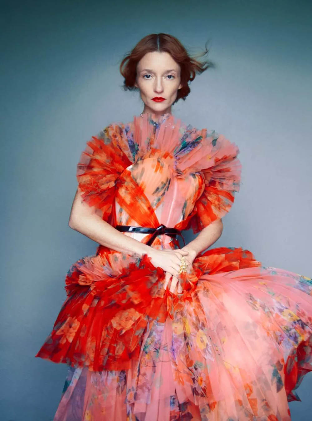 Audrey Marnay by Erik Madigan Heck for Harper's Bazaar UK April 2018