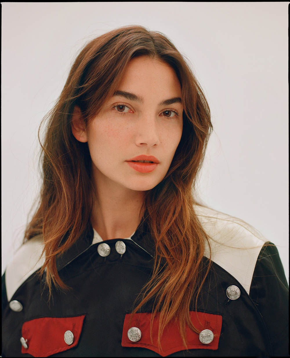 Lily Aldridge covers Porter Edit March 30th, 2018 by Alexander Saladrigas