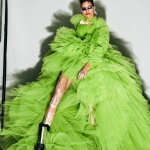 Alexandra Agoston by Chris Colls for V Magazine Summer 2018