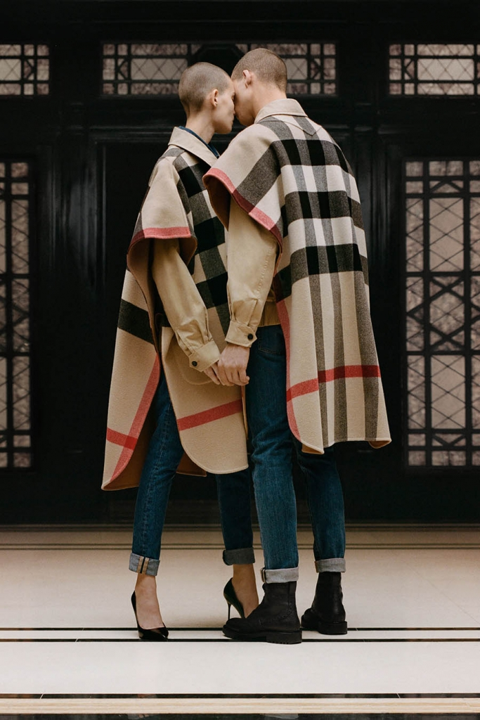 Burberry Resort 2019 Lookbook