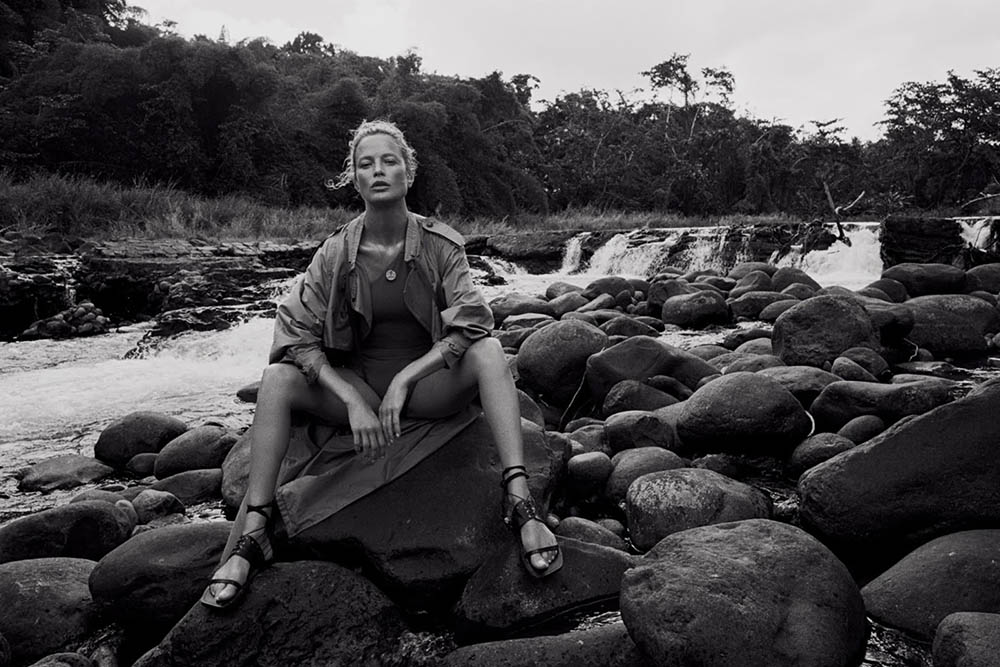 Carolyn Murphy by Lachlan Bailey for WSJ. Magazine May 2018