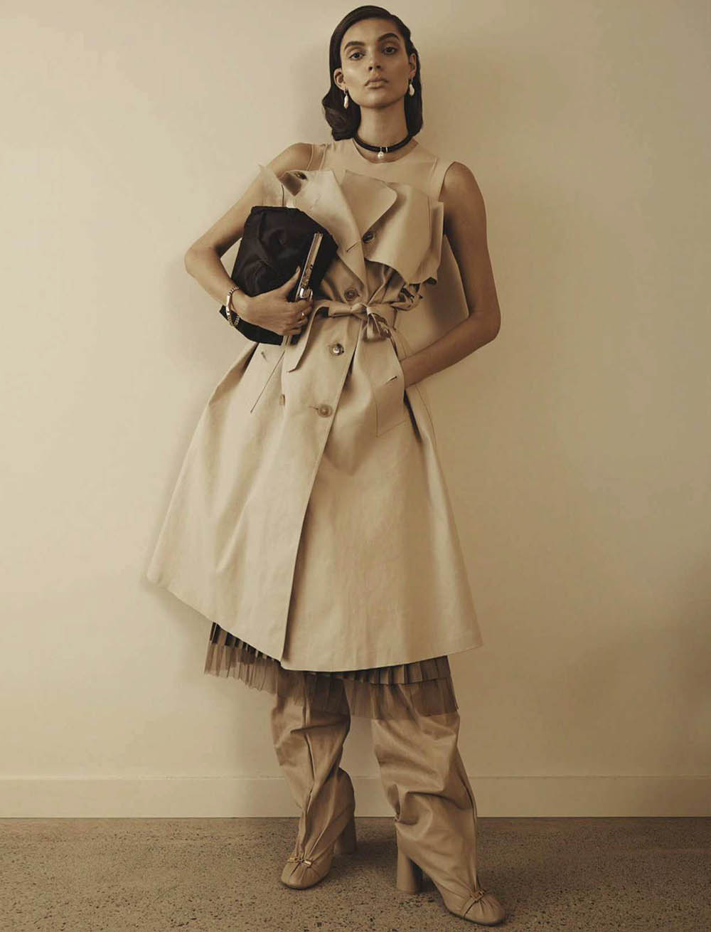 Charlee Fraser by Emma Summerton for Vogue Australia May 2018