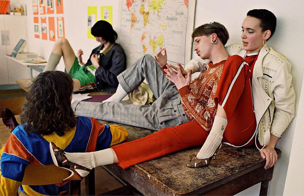 Gucci Pre-Fall 2018 Campaign