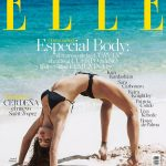 Isabeli Fontana covers Elle Spain May 2018 by Xavi Gordo