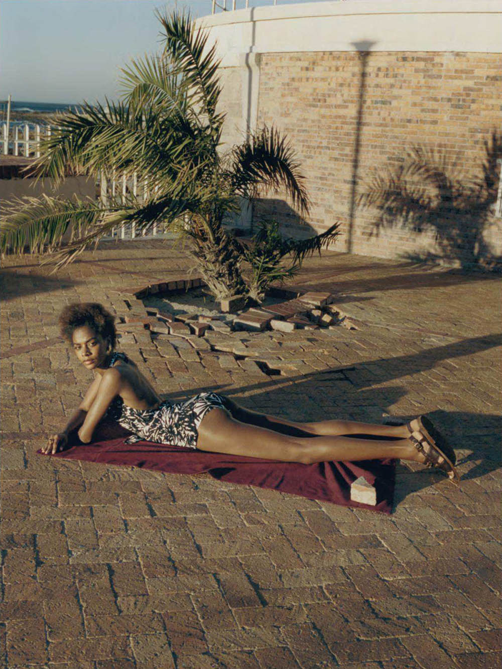 Karly Loyce and Lineisy Montero by Venetia Scott for British Vogue May 2018