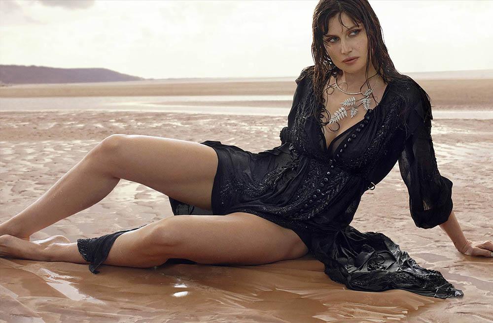 Laetitia Casta covers Madame Figaro May 18th, 2018 by Jean-Baptiste Mondino