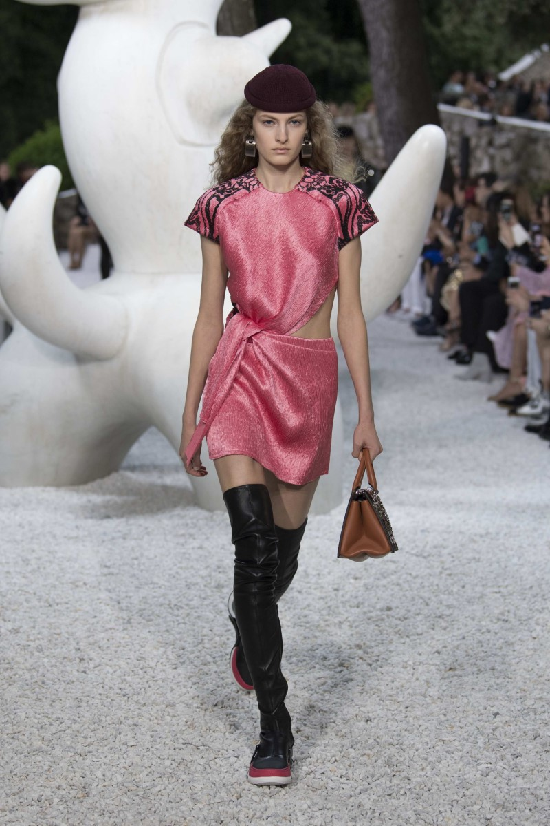 Louis Vuitton Cruise 2019