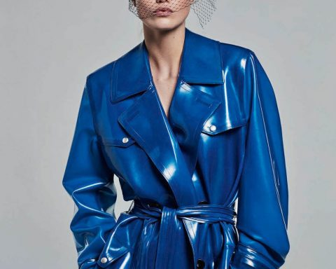 Luna Bijl by Alique for Vogue Germany May 2018